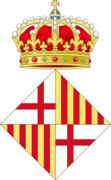 Coat of Arms of Barcelona