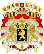 Great coat of arms of Belgium
