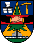Ebensee coat of arms