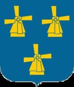 Kinderdijk coat of arms