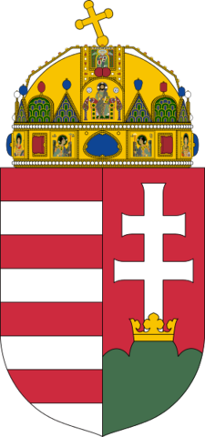 Hungary coat of arms