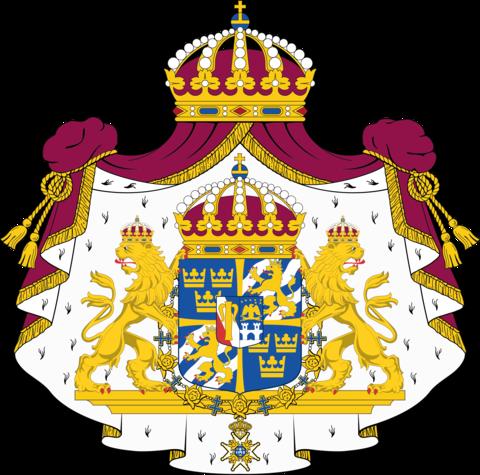 Stora riksvapnet - Riksarkivet Sverige